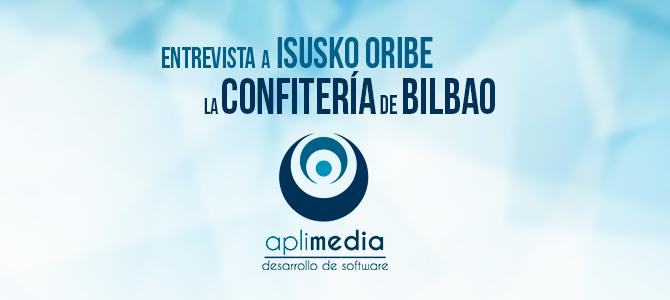 Entrevista a Isusko Oribe, de la Confitería de Bilbao, sobre Secre