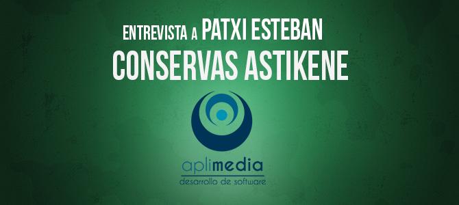 Patxi Esteban, de Conservas Astikene, nos cuenta su experiencia con Secre