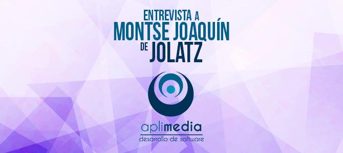 Entrevista a Montse Joaquín, de Jolatz, sobre Secre