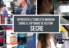 Miguel y Begoña, socios de Tximeleta Margoak, nos hablan sobre Secre