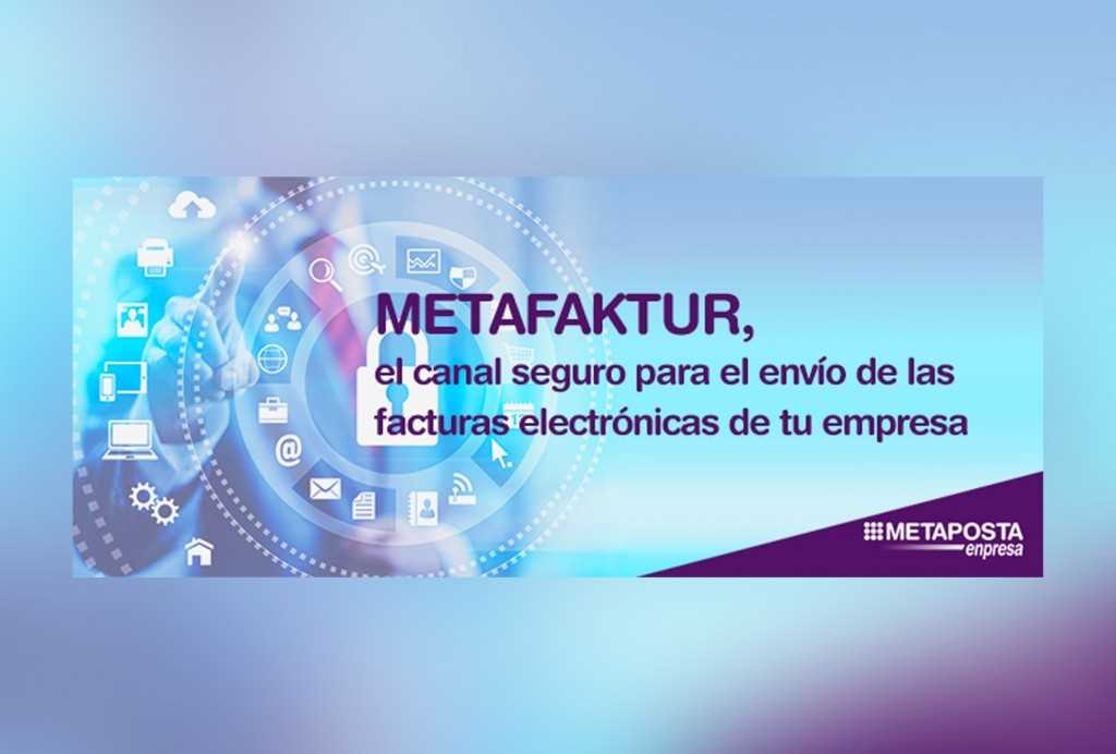 Aplimedia incorpora a su software de facturación el envío y custodia digital de facturas en METAPOSTA