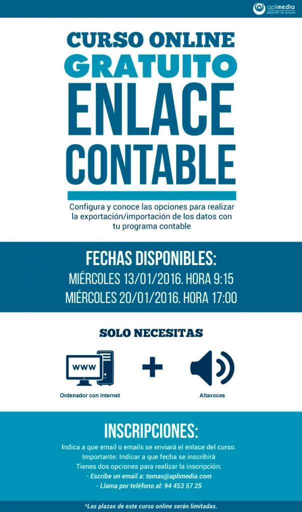curso gratuito enlace contable