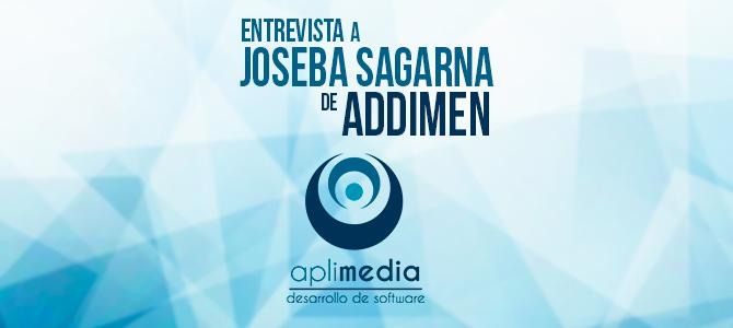 Joseba Sagarna de Addimen, nos habla de Secre