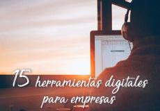 15 herramientas digitales para empresas en 2018