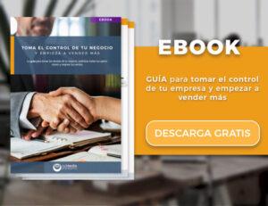 Ebook Gratuito: Guía para tomar el control de tu negocio