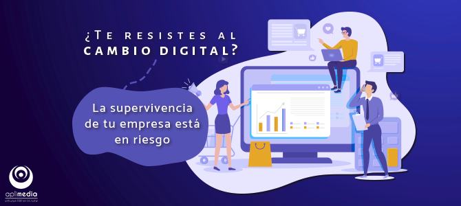 Adaptarse al cambio digital