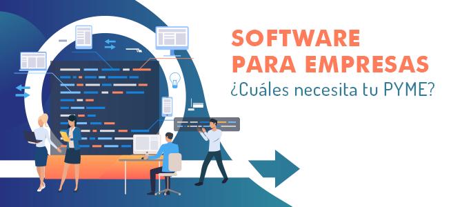 Software para empresas que incorporar a tu PYME en 2020