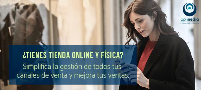 ¿Cómo gestionar tu tienda online y física?