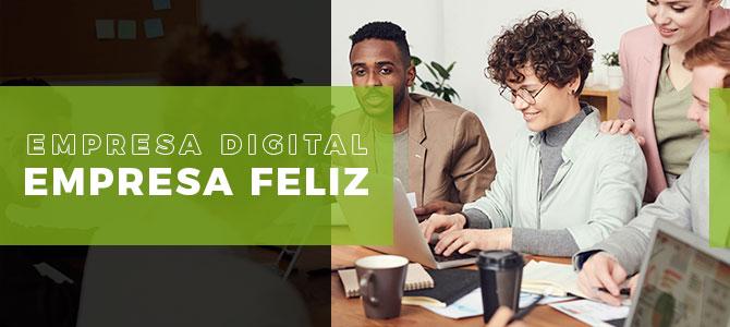 Una empresa digitalizada es una empresa feliz: por qué la tecnología y la satisfacción de los empleados van de la mano