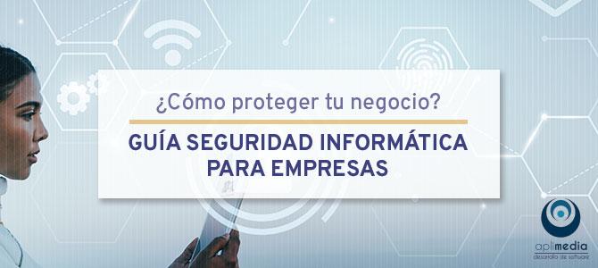 Guía de seguridad informática para empresas