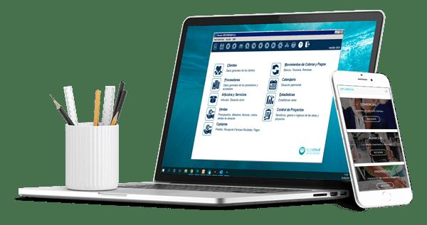 Software de gestión de empresas